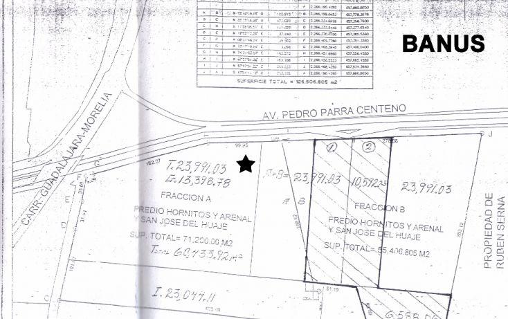 Foto de terreno comercial en venta en, banus, tlajomulco de zúñiga, jalisco, 1300929 no 19