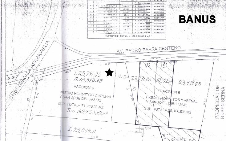 Foto de terreno comercial en venta en  , banus, tlajomulco de zúñiga, jalisco, 1300929 No. 19