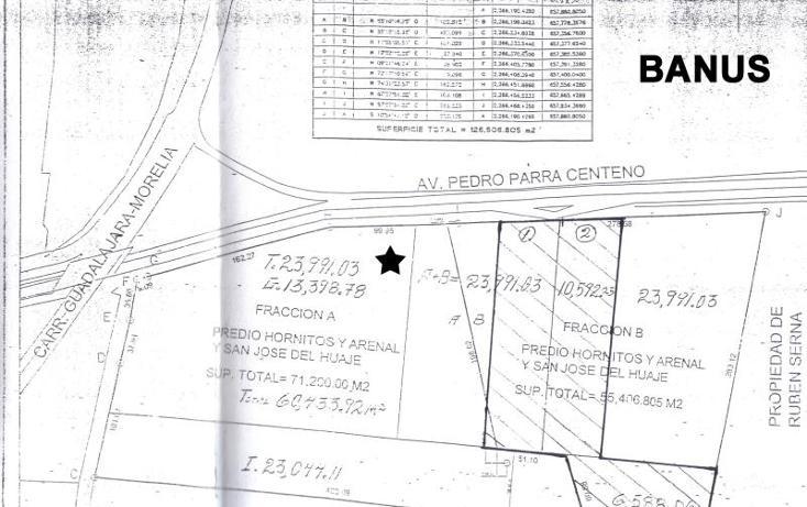 Foto de terreno comercial en venta en  , banus, tlajomulco de zúñiga, jalisco, 1398979 No. 19