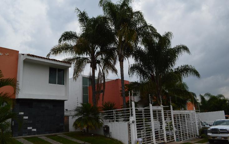 Foto de casa en venta en  , banus, tlajomulco de zúñiga, jalisco, 1502323 No. 01