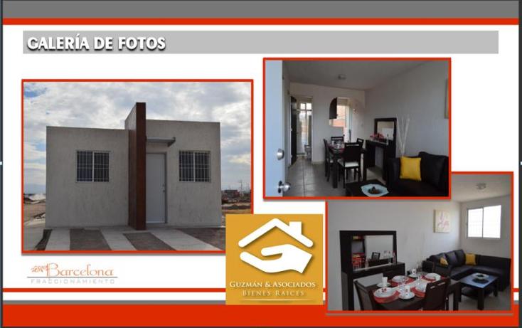 Foto de casa en venta en  , barcelona, tlahualilo, durango, 1531090 No. 08