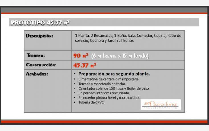 Foto de casa en venta en, barcelona, tlahualilo, durango, 1531090 no 10