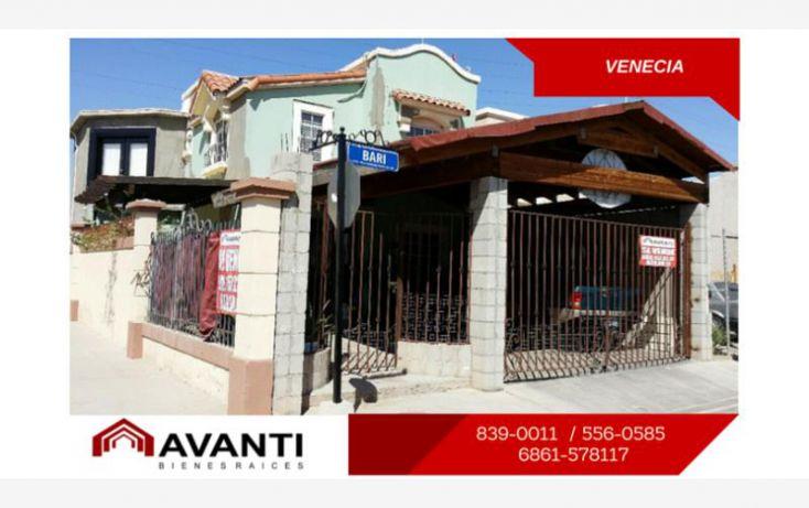 Foto de casa en venta en bari 1301, villa residencial venecia 2da etapa, mexicali, baja california norte, 1324799 no 01