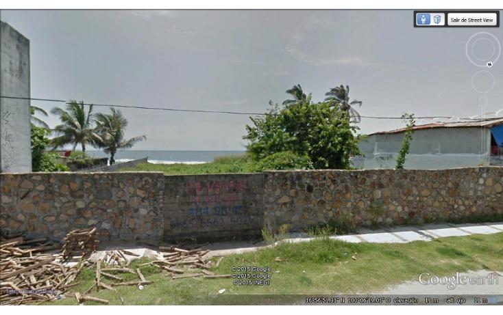Foto de terreno habitacional en venta en  , barra de coyuca, coyuca de ben?tez, guerrero, 1207193 No. 02