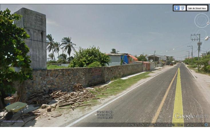 Foto de terreno habitacional en venta en  , barra de coyuca, coyuca de ben?tez, guerrero, 1207193 No. 04