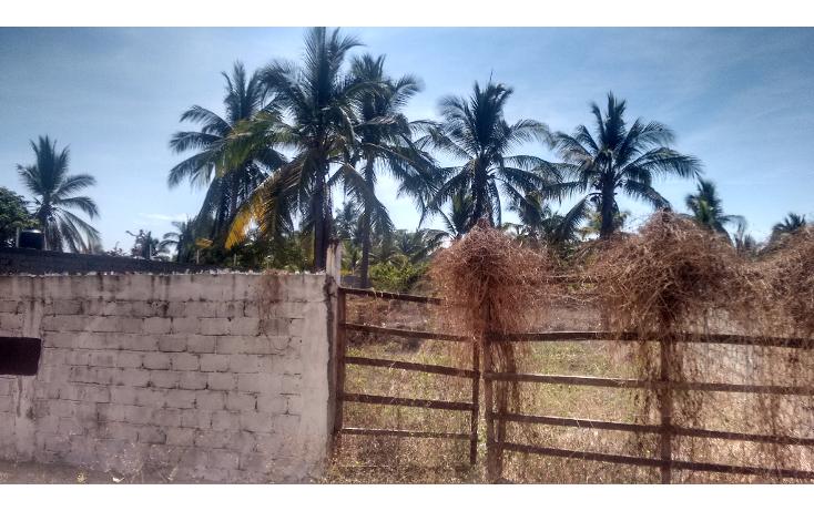 Foto de terreno habitacional en venta en  , barra de coyuca, coyuca de benítez, guerrero, 2020604 No. 01