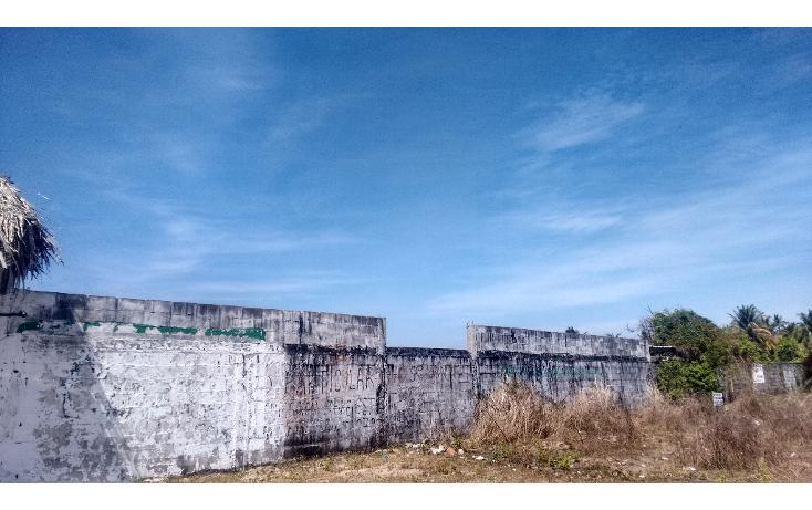 Foto de terreno habitacional en venta en  , barra de coyuca, coyuca de benítez, guerrero, 2020604 No. 07