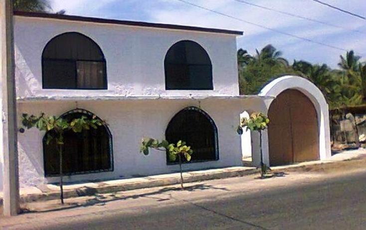 Foto de casa en venta en barra de coyuca de benitez guerrero , acapulco de juárez centro, acapulco de juárez, guerrero, 1971290 No. 01