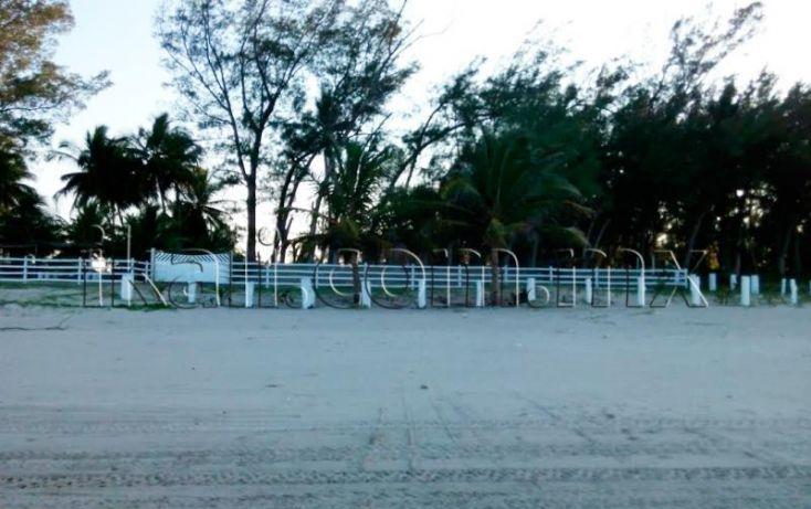 Foto de terreno habitacional en venta en barra de galindo, playa norte, tuxpan, veracruz, 983419 no 02