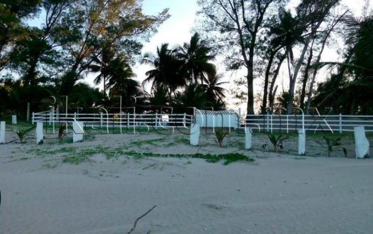 Foto de terreno habitacional en venta en barra de galindo, playa norte, tuxpan, veracruz, 983419 no 04