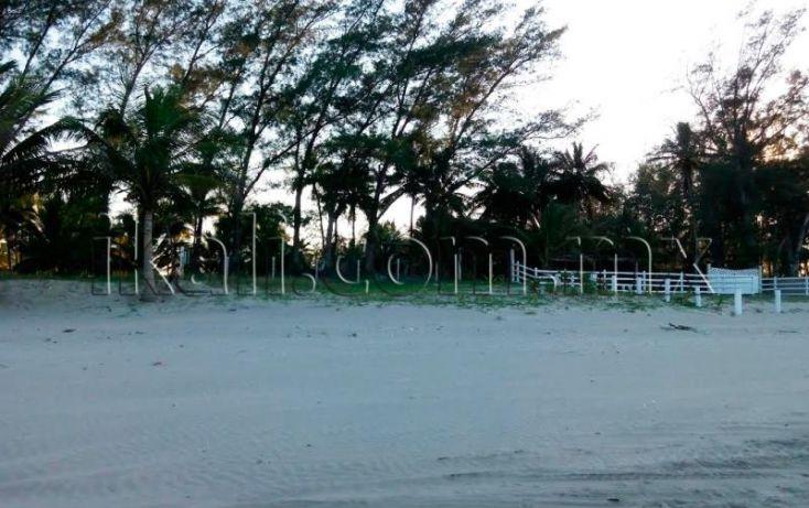 Foto de terreno habitacional en venta en barra de galindo, playa norte, tuxpan, veracruz, 983419 no 05