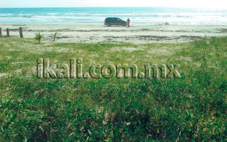 Foto de terreno habitacional en venta en barra de galindo , playa norte, tuxpan, veracruz de ignacio de la llave, 983419 No. 07