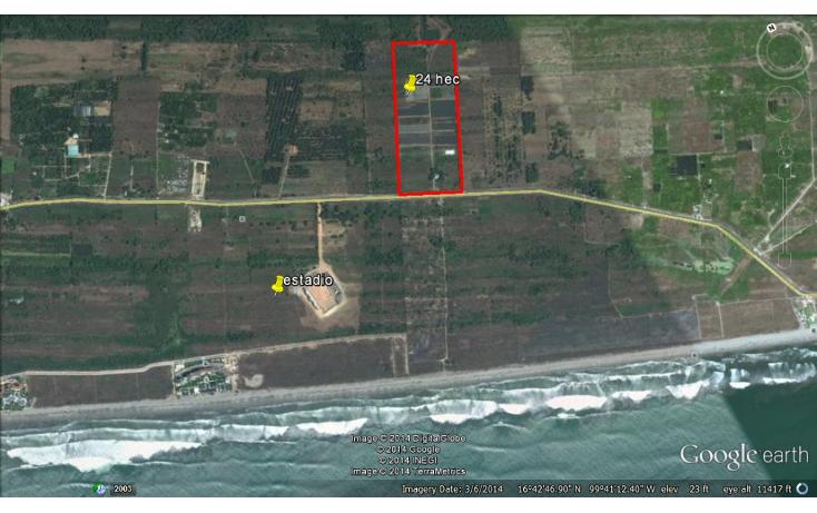 Foto de terreno comercial en venta en  , barra vieja, acapulco de ju?rez, guerrero, 1133569 No. 02