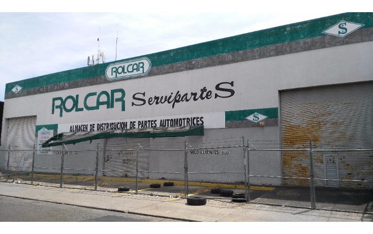 Foto de nave industrial en venta en  , barragán y hernández, guadalajara, jalisco, 1826895 No. 01