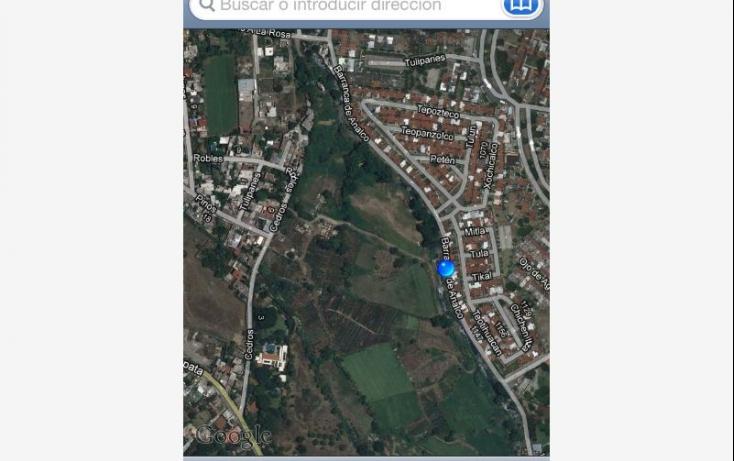 Foto de terreno habitacional en venta en barranca de analco, el paraíso, jiutepec, morelos, 489056 no 01