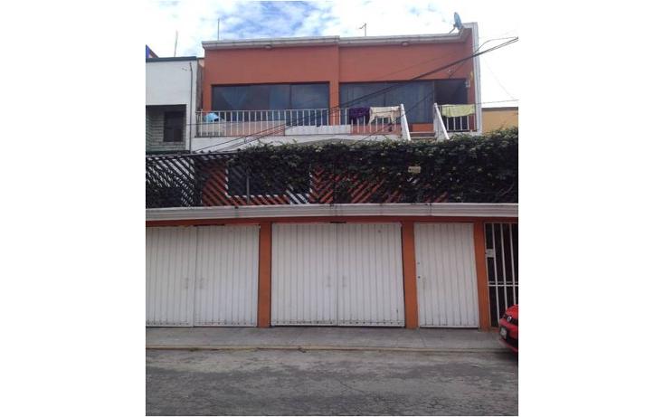 Foto de casa en venta en  , barrio 18, xochimilco, distrito federal, 1563116 No. 01