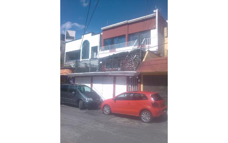 Foto de casa en venta en  , barrio 18, xochimilco, distrito federal, 1563116 No. 02