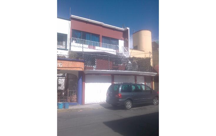 Foto de casa en venta en  , barrio 18, xochimilco, distrito federal, 1563116 No. 03