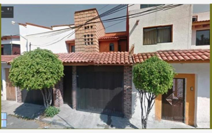 Foto de casa en venta en  , barrio 18, xochimilco, distrito federal, 0 No. 01