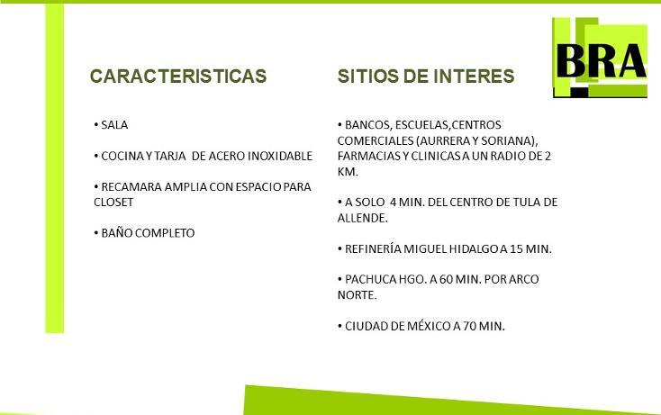 Foto de departamento en renta en  , barrio alto, tula de allende, hidalgo, 1551760 No. 04