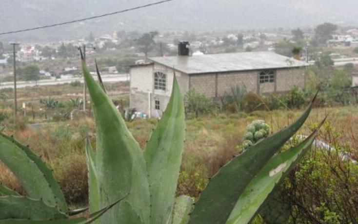 Foto de terreno habitacional en venta en  0, xolostitla de morelos (xolostitla), epazoyucan, hidalgo, 419690 No. 06