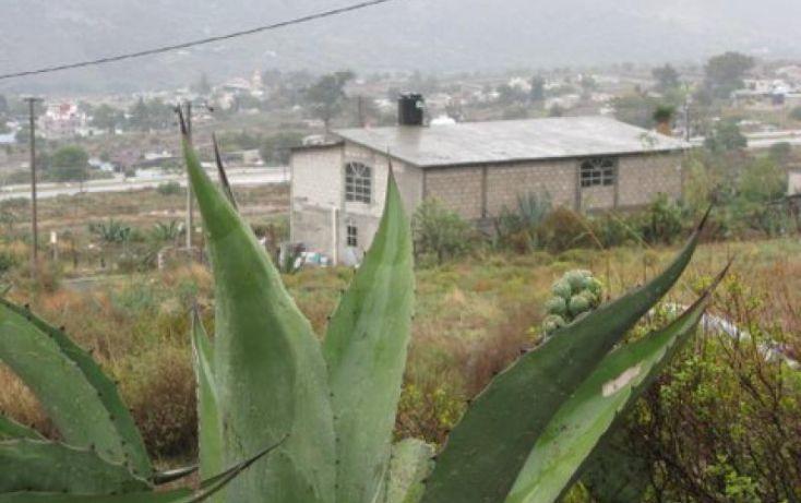 Foto de terreno habitacional en venta en barrio de cerro picacho, xolostitla de morelos xolostitla, epazoyucan, hidalgo, 419690 no 06