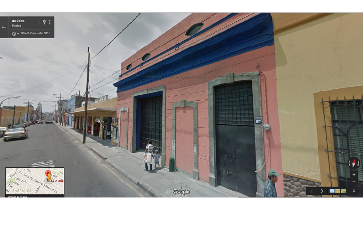 Foto de bodega en venta en, barrio de la luz, puebla, puebla, 1757752 no 01