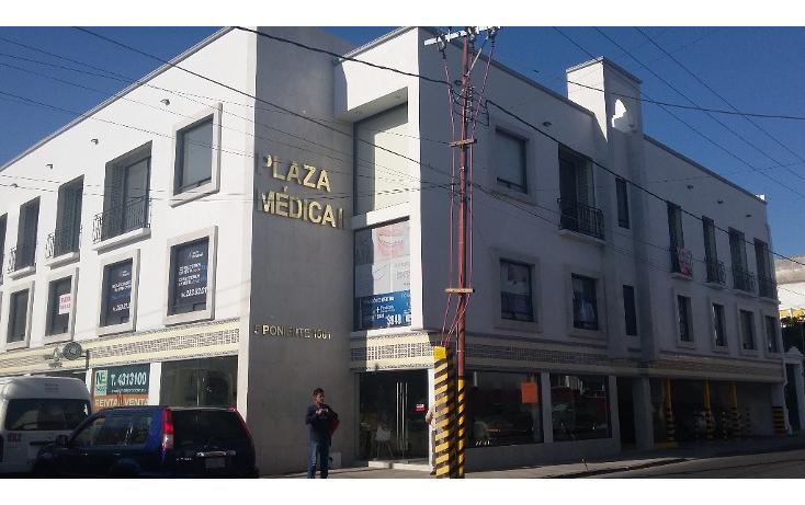 Foto de oficina en renta en  , barrio de santiago, puebla, puebla, 1632892 No. 01