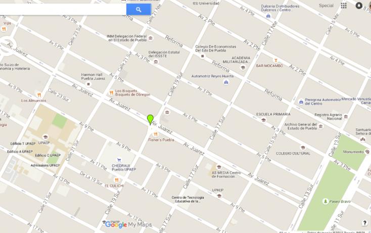 Foto de local en renta en, barrio de santiago, puebla, puebla, 1639572 no 09