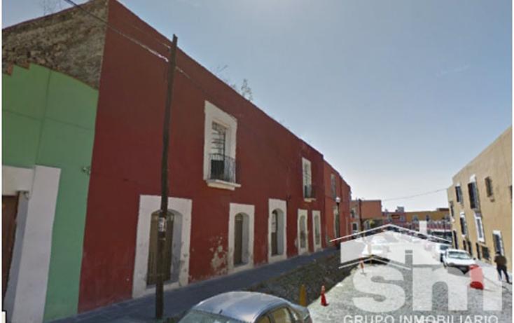 Foto de casa en venta en  , barrio del alto, puebla, puebla, 1252157 No. 01