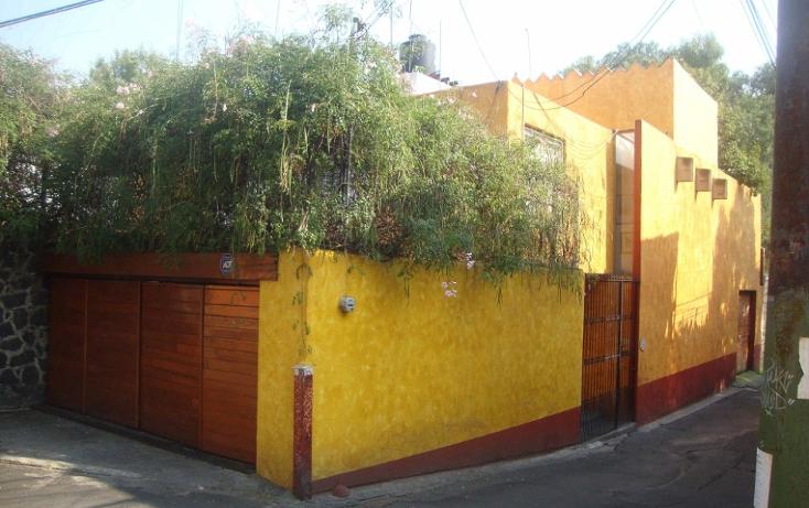 Foto de casa en venta en  , barrio del ni?o jes?s, coyoac?n, distrito federal, 1266489 No. 06