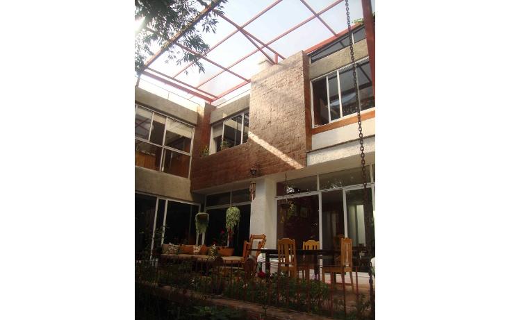 Foto de casa en venta en  , barrio del ni?o jes?s, coyoac?n, distrito federal, 1266489 No. 09