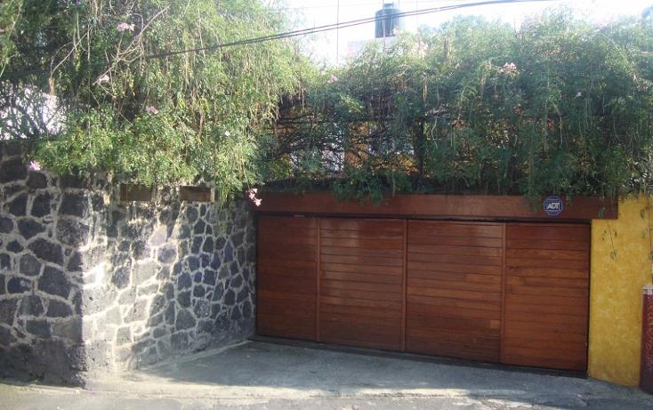 Foto de casa en venta en  , barrio del ni?o jes?s, coyoac?n, distrito federal, 1266489 No. 10
