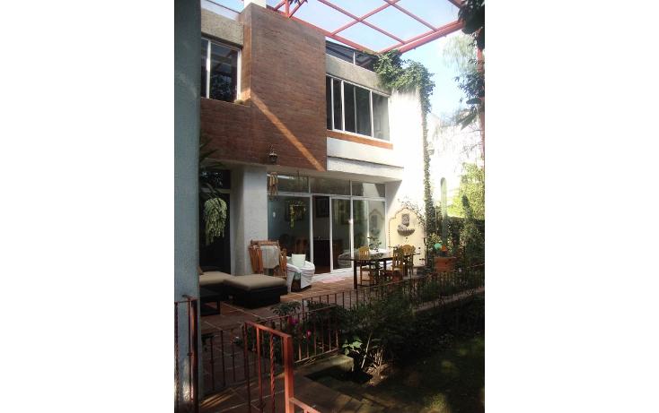 Foto de casa en venta en  , barrio del ni?o jes?s, coyoac?n, distrito federal, 1266489 No. 12