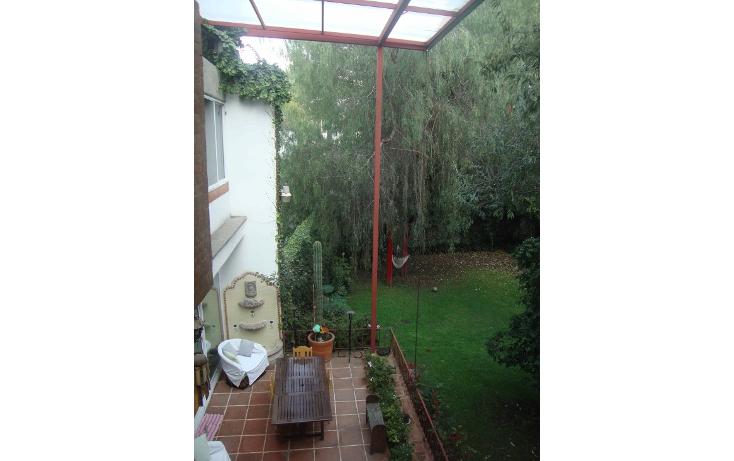 Foto de casa en venta en  , barrio del ni?o jes?s, coyoac?n, distrito federal, 1266489 No. 24