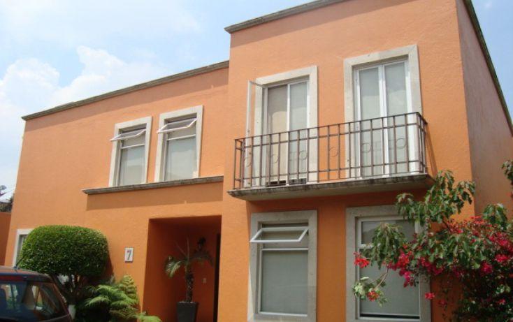 Foto de casa en condominio en venta en, barrio del niño jesús, tlalpan, df, 1327831 no 01