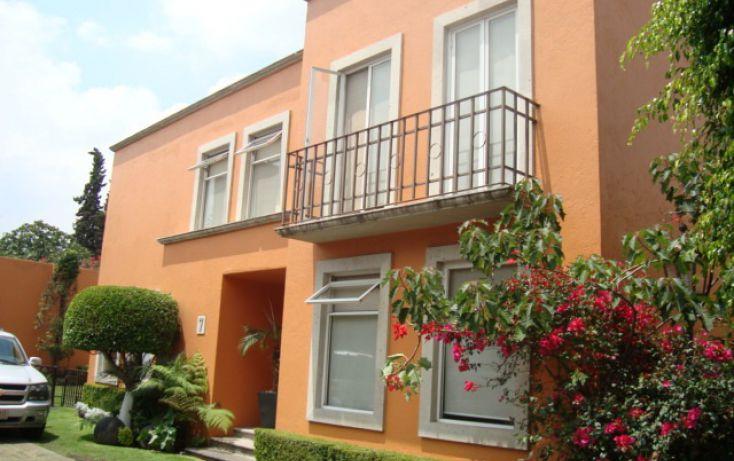 Foto de casa en condominio en venta en, barrio del niño jesús, tlalpan, df, 1327831 no 02
