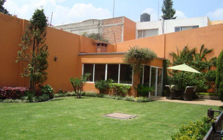 Foto de casa en condominio en venta en, barrio del niño jesús, tlalpan, df, 1327831 no 04