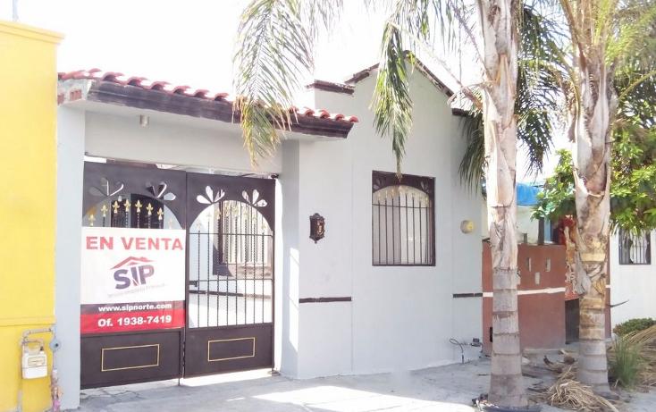 Foto de casa en venta en  , barrio del parque, monterrey, nuevo le?n, 1397657 No. 01