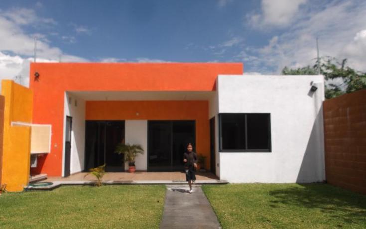 Foto de casa en venta en  72, las fincas, jiutepec, morelos, 471624 No. 01