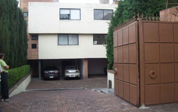 Foto de casa en venta en, barrio el capulín, tlalpan, df, 1817658 no 01