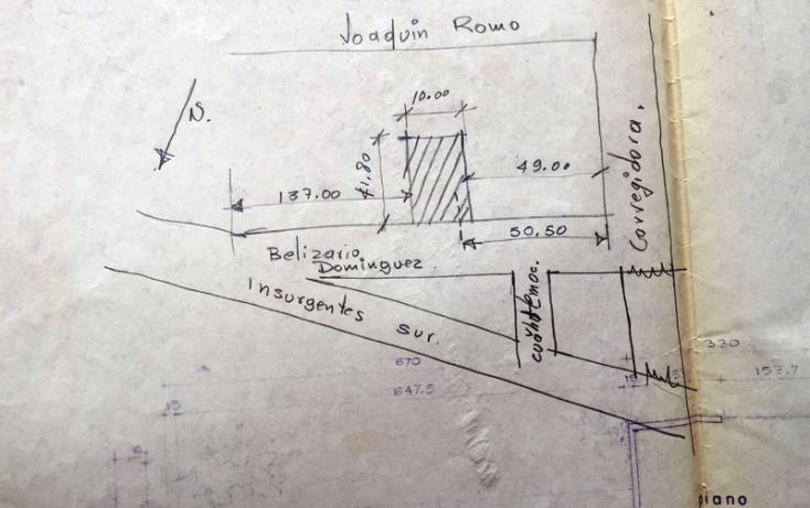 Foto de casa en venta en, barrio el capulín, tlalpan, df, 1833487 no 20