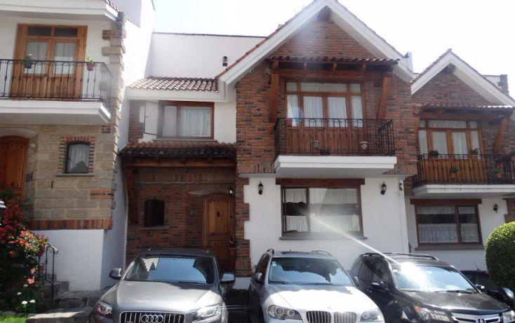 Foto de casa en condominio en venta en, barrio el capulín, tlalpan, df, 2019154 no 01