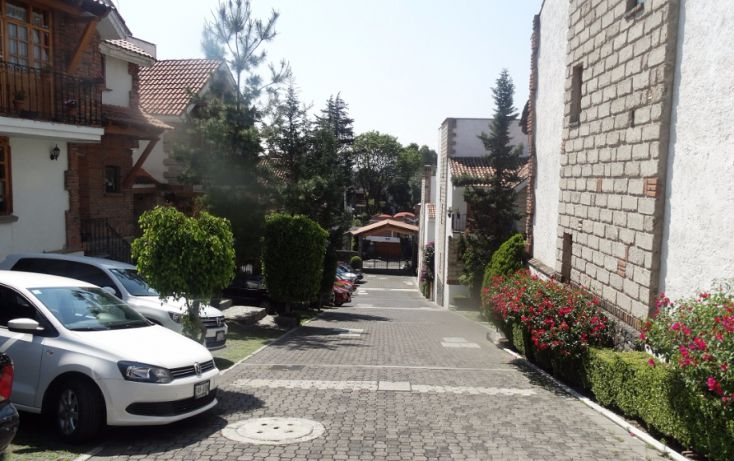 Foto de casa en condominio en venta en, barrio el capulín, tlalpan, df, 2019154 no 02