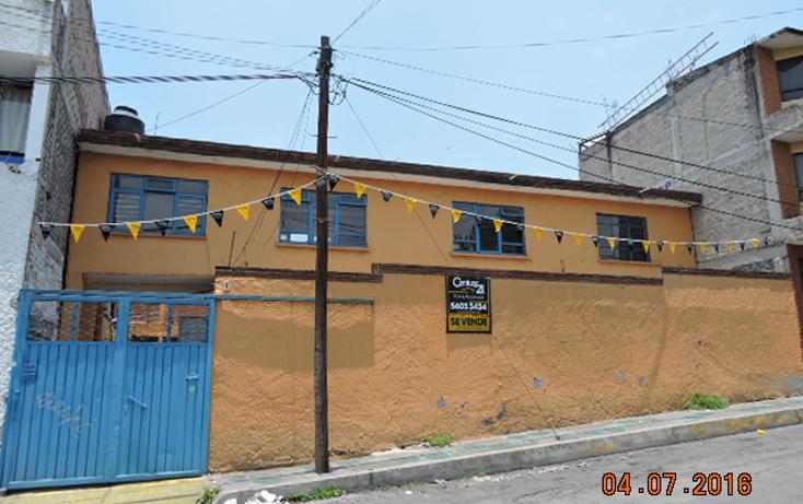 Foto de casa en venta en  , barrio el truenito, tlalpan, distrito federal, 1977954 No. 01