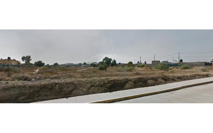 Foto de terreno habitacional en venta en  , barrio la ca?ada, huehuetoca, m?xico, 1971966 No. 01