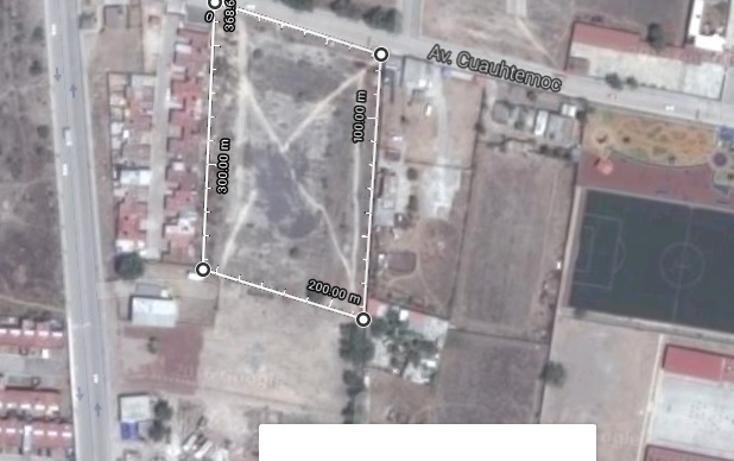 Foto de terreno habitacional en venta en  , barrio la ca?ada, huehuetoca, m?xico, 1971966 No. 03