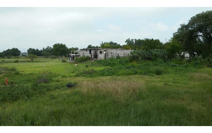 Foto de terreno habitacional en renta en  , barrio la cañada, huehuetoca, méxico, 2001977 No. 01