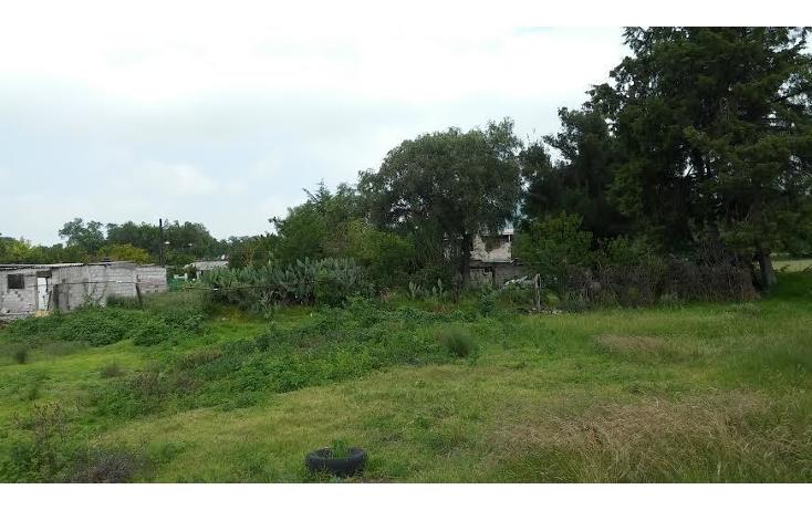 Foto de terreno habitacional en renta en  , barrio la cañada, huehuetoca, méxico, 2001977 No. 05