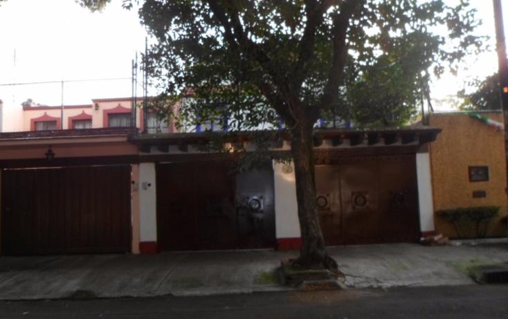 Foto de casa en venta en  , barrio la concepción, coyoacán, distrito federal, 1340129 No. 01